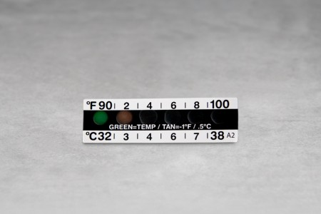 Temperature Strips