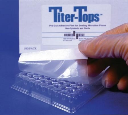 Titer-Tops, 6 x 3.25