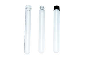 Thermo Scientific National 12x96mm for automated TOC analyzers with Screw Thread TOC Vial, Polypropylene Cap with PTFE septum