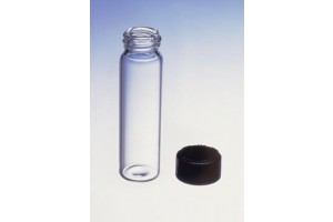 Fisherbrand™ GL45 Thread Tube Screw Cap