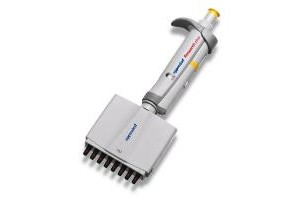 Eppendorf® Research® Plus Series Multichannel Pipettors