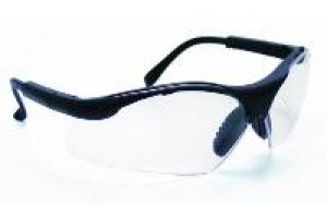 VWR® Protective Eyewear with Adjustable Temples