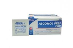 Alcohol Prep Pads, DUKAL™ Corporation  4000/Case