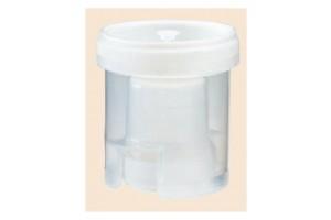20mL Vial Wht O-RingCap NS - Case of 800