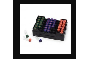 Autosampler Vial plate for holding 54 x 2 mL vials