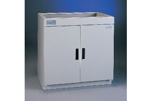Acid Storage Cabinet (35.5 H x 2.5 W) 155 lbs.