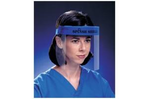 Splash Shield Face Shields, Case of 200