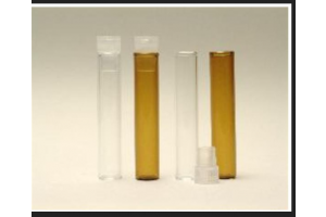 HPLC Shell Vial, Clear Glass, 1mL, 8x40, Pack of 250