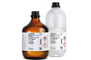 Bottle - Sodium Acetate Anhydrous (White Crystals or Granular Powder), Fisher BioReagents Poly Bottle, 500g