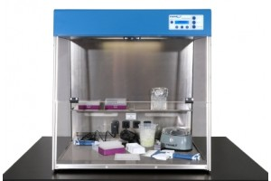 PCR Workstation, Exterior (L x H x D): 29.5 x 30.75 x 24 .25'',120 V-60 Hz, CE marked