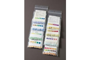 Precision pH Test Strips, 1.0-14.0 - Pack of 50