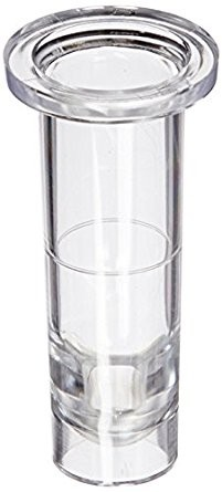 Nesting Sample Cup, PS, 1mL (for 12mm & 13mm tubes)