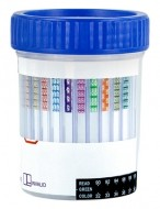 CSI Cup - CLIA Screen In-Vitro 12 Panel, Click Seal Cap, (AMP, BAR, BUP, BZO, COC, MET, MDMA, MTD, MOP, OXY, PCP, THC) (CLIA Waived)